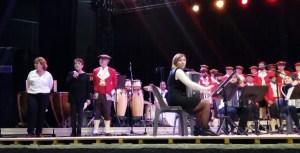 Lourdes : un Concert commun époustouflant des Chanteurs montagnards et de l'Accordéon Club
