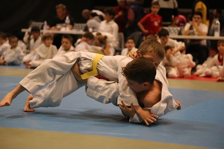 Pleine réussite pour le Tournoi de judo de la ville de Lourdes