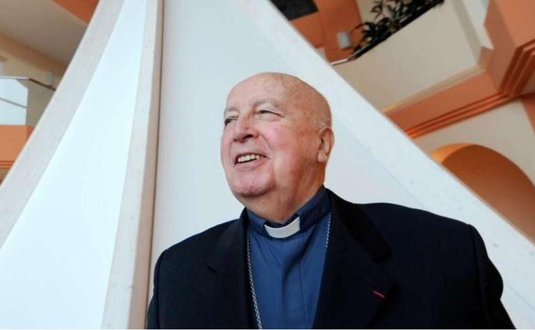 Comminiqué de la Conférence des Evêques de France : Décès de Mgr Philippe BRETON, Évêque émérite d'Aire-sur-Adour et Dax