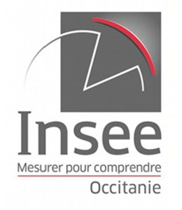 Publication Insee Occitanie : » Depuis 50 ans, faute d'emplois, des territoires se dépeuplent en Occitanie «