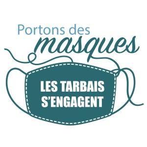 Read more about the article Tarbes : Lancement de l'opération  «Portons des masques, les Tarbais s'engagent»