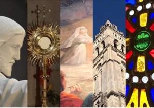 Communiqué de la Paroisse de Lourdes : chaque dimanche  la messe de 11h sera diffusée sur Internet
