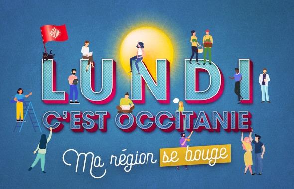 Lundi c'est Occitanie !
