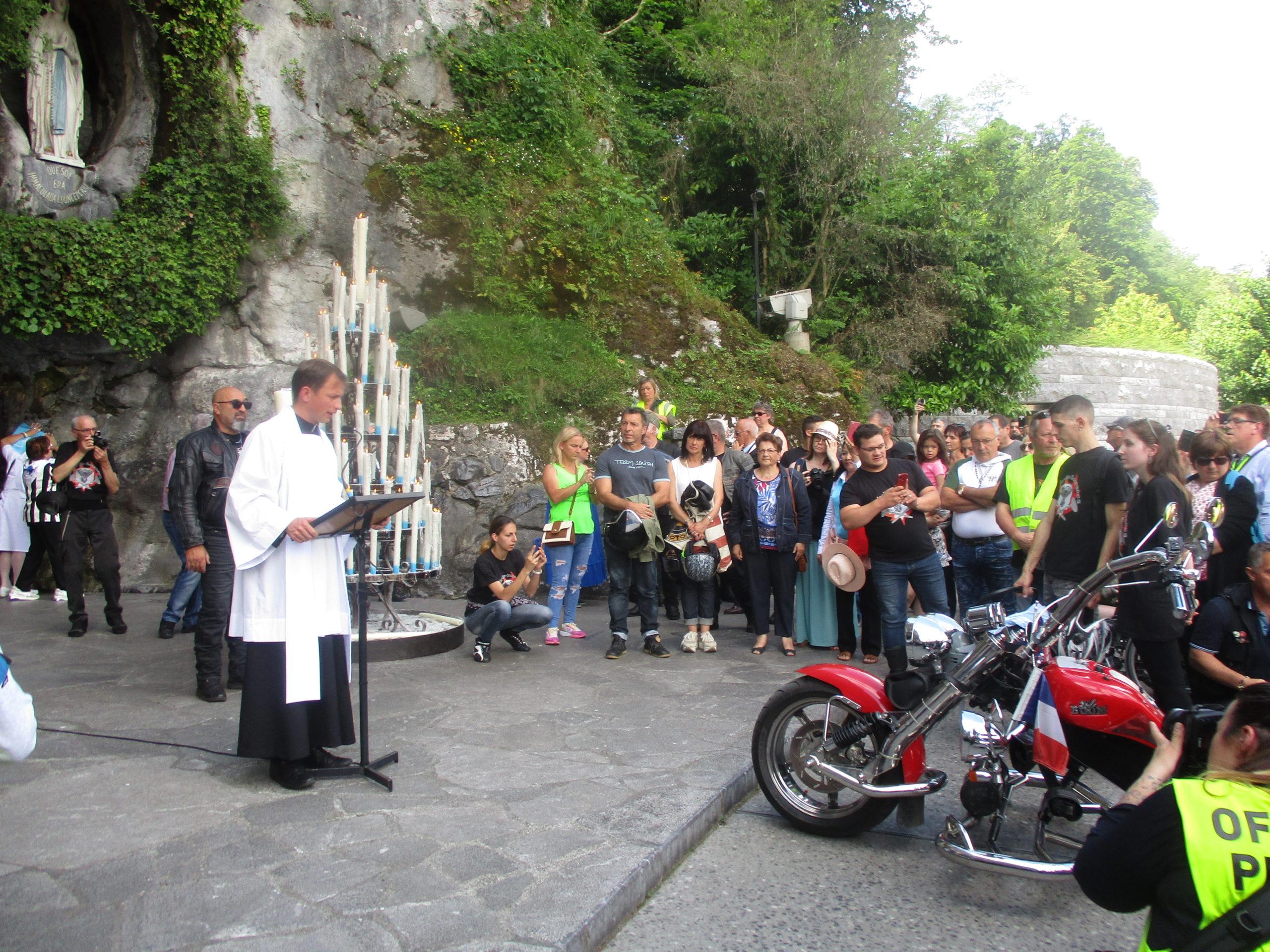 Lourdes : le 30ème Pélerinage des motards prévu initialement les 20 et 21 Juin est reporté au 26 et 27 Septembre 2020