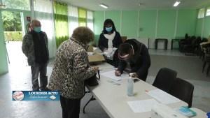 Lourdes : malgré une météo défavorable, la distribution des masques aux aînés s'est fort bien déroulée