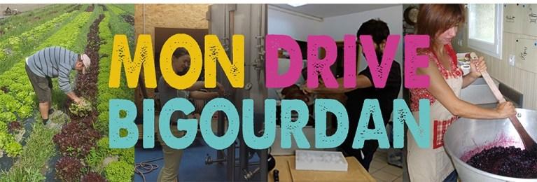 Communiqué de Mon Drive Bigourdan se défendant de nuire aux commerces du centre-ville de Bagnères.