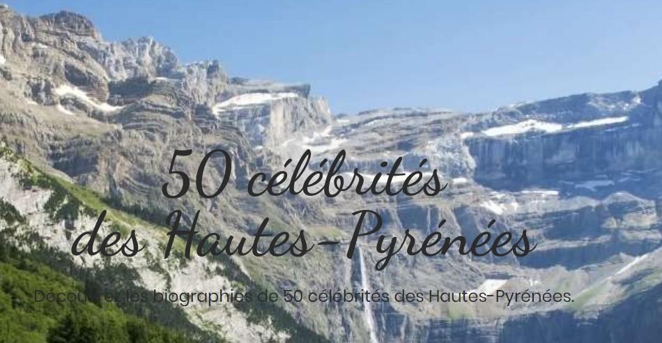 Parution d'un nouveau site Internet : https://celebrites-des-hautes-pyrenees.com/