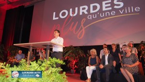 Read more about the article Lourdes : L'un parle… L'autre se tait…