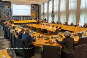 Session Conseil Départemental : «INVESTIR POUR LE TERRITOIRE»