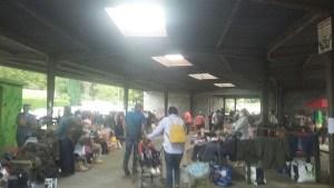 Lourdes : la 21ème édition du vide-greniers de l'association Human Iss a fait le plein !