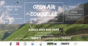 L'association des Chibrolis et le Barèges Bike Park vous donnent rendez-vous avec un joli programme pour le Sunset ride du 28 août