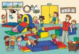 Reprise des cours de Baby gym avec l'association 1,2,3 Pirouette