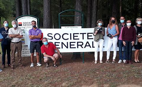 Read more about the article Golf de Lourdes : «Coupe de LA SOCIETE GENERALE»