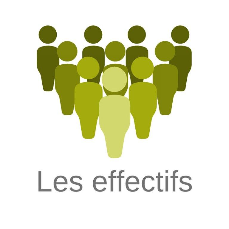 Conseil municipal : effectifs employés municipaux