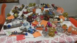Les élèves du Lycée-Collège Peyramale-St Joseph ont souhaité Noël aux résidents du Petit Jer et de La Madone