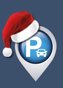 Lourdes : Stationnement gratuit pour les Fêtes de Noël
