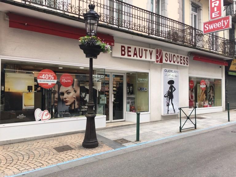 Le Black Friday c'est chez Beauty Success