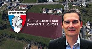 Read more about the article Lourdes : Le bout du tunnel… pour les Pompiers !