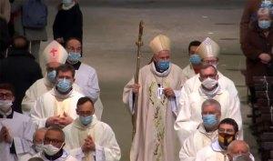 Read more about the article Revivez la messe internationale du 11 février 2021 au Sanctuaire de Lourdes