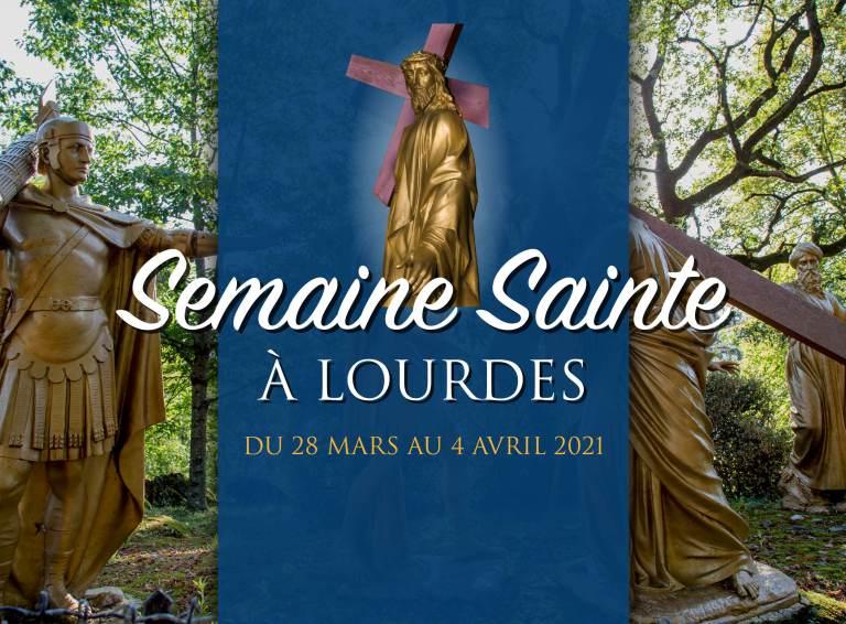 Read more about the article La Semaine sainte à Lourdes