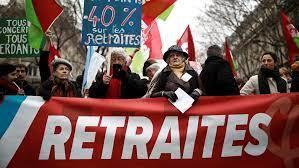 Adresse aux Retraités et aux Personnes âgées : rassemblement le 31 mars à 10h30 place de Verdun à Tarbes
