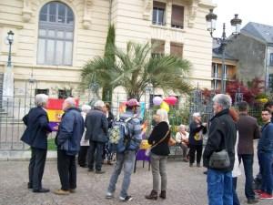 L'Amicale des Anciens Guérilleros Espagnols des Hautes-Pyrénées est pour la deuxième année privée de sa fête