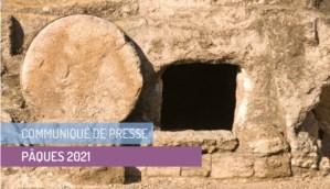 Tous les chrétiens souhaitent une belle fête de Pâques au monde !