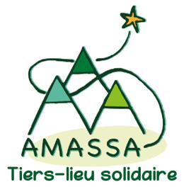 Read more about the article Le logo officiel d'AMASSA, un Tiers-lieu solidaire, inclusif et lié à la transition écologique à Lourdes