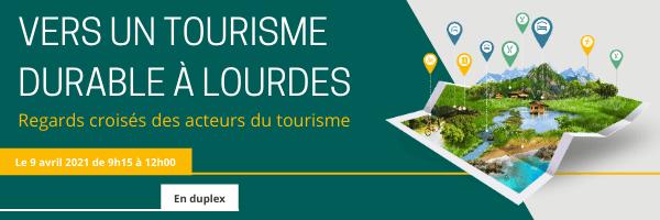 Read more about the article Vers un tourisme durable à Lourdes ! regard croisé des acteurs du tourisme