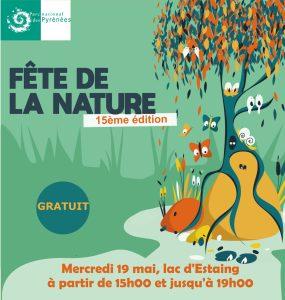 Fêtez la nature avec le Parc national des Pyrénées le 19 Mai