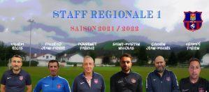 Le FCL XI présente ses staffs R1 et R2 pour la saison 2021/22