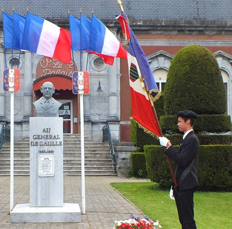 Read more about the article Cérémonie Commémorative de la Victoire du 8 mai 1945