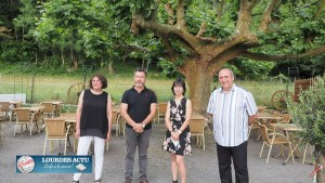 Read more about the article Elections départementales Canton de Lourdes 2 :  liste  «Au delà d'un canton…un territoire !» du Binôme Stéphane Peyras/Marie Plane