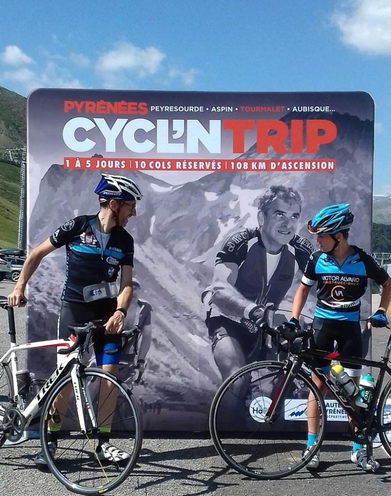 Read more about the article 5ème édition de la «Pyrénées Cycl'n trip» du 19 au 23 juillet 2021