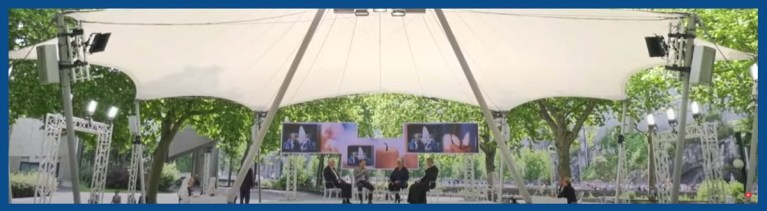 Read more about the article Deuxième édition du pèlerinage virtuel «LOURDES UNITED»