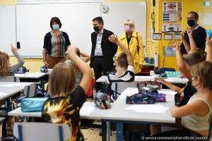 Read more about the article Lourdes : une Rentrée des classes «classique» en Maternelle et Primaire
