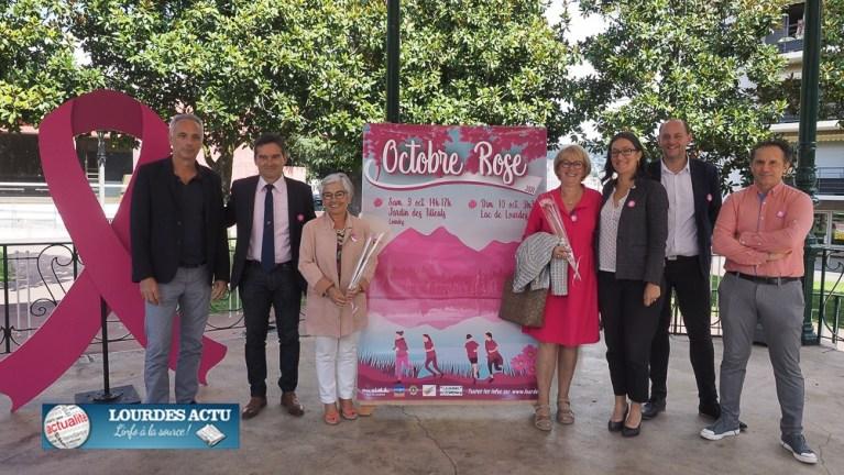 Read more about the article Lourdes s'habille en…Rose !