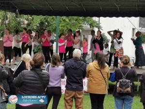 Read more about the article Lourdes : animations Octobre Rose au centre-ville
