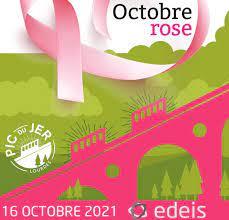 Read more about the article LE PIC du JER se mobilise contre le cancer du sein en participant à l'opération Octobre Rose