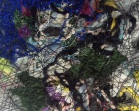 Machine Stitching and Fabric Scraps