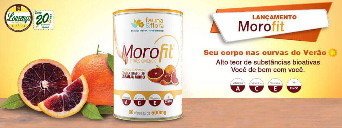 banner Morofit Fauna e Flora - Lourenço Alimentos
