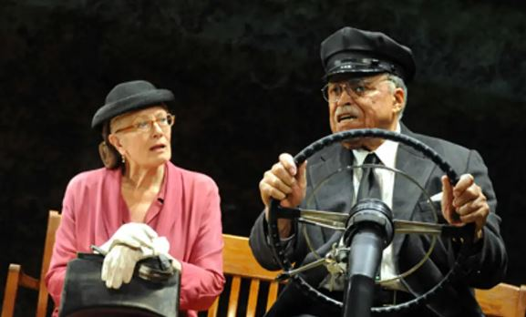 Vanessa Redgrave and James Earl Jones