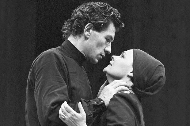 Ian McKellen and Judi Dench in Macbeth at the RSC