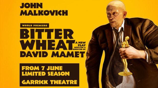 John Malkovich in Bitter Wheat