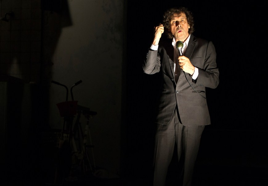 Stephen Rea in Ballyturk. Photo credit Patrick Redmond.
