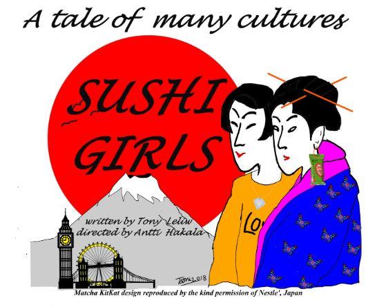 Sushi Girls poster