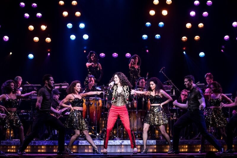 Christie Prades and company of On Your Feet