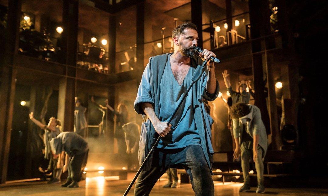 Ricardo Afonso as Judas