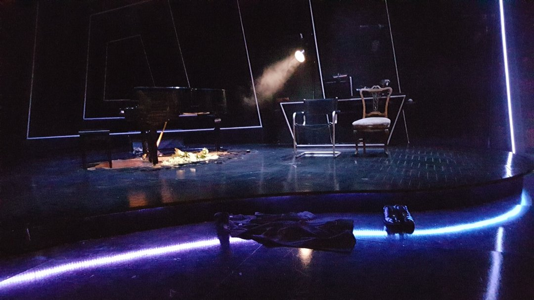 The set for Preludes
