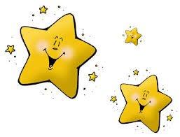 Stars illustration via ClipartAndScrap